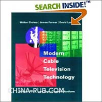 [特价书]Modern Cable Television Technology(英文原版进口)