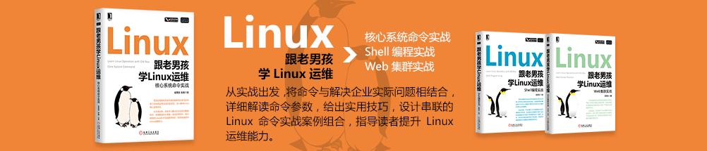 跟老男孩学Linux运维系列丛书