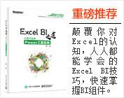 Excel BI之道:从零开始学Power工具应用